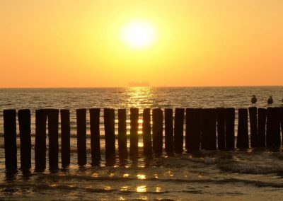 omgeving 7 ondergaande zon